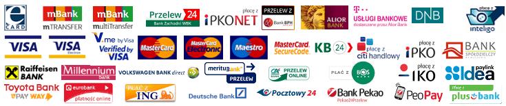 loga płatności